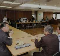 Jueza Camacho también emitió la medida contra el exvicepresidente Glas y Vinicio Alvarado. Foto: API