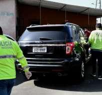 Jurista recibió varios disparos en el norte de Guayaquil y permanece en estado crítico. Foto: API