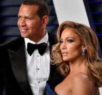 La pareja lleva alrededor de dos años de relación. Foto: AFP
