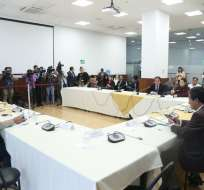 Eventual enjuiciamiento político de 4 miembros en el Pleno truncaría el otro proceso. Foto:Asamblea