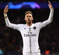 Neymar, figura del Paris Saint Germain.
