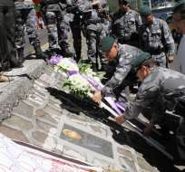 Correa y exfuncionarios convocados a rendir versión por muerte de Froilán Jiménez el 30S. Foto: Archivo