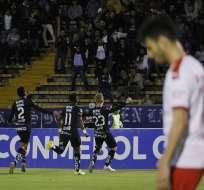 Los del Valle enfrentarán a Corinthians en esta fase del torneo continental. Foto: Archivo/AFP