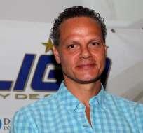 Esteban Paz, directiva de LDUQ.