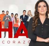 Samantha Grey, Mafer Ríos, Santiago Carpio, María Emilia Cevallos, Andrés Vilchez, entre otros actores forman parte del elenco.