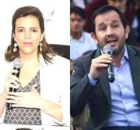 ECUADOR.- Fiscalía inició la indagación a las autoridades tras la denuncia del abogado Pedro Granja. Collage: Ecuavisa