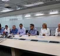 La Refinería de Esmeraldas será consecionada. Foto: EP PETROECUADOR
