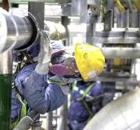ESMERALDAS, Ecuador.- Una empresa mexicana mostró interés. El Ejecutivo convocará a potenciales inversionistas. Foto: Archivo