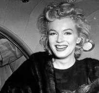 Las fotos del cadáver de Marilyn Monroe que se reveló Fox News. Foto: AP - Archivo