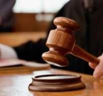ECUADOR.- Según Fiscalía, en los últimos 4 meses ha enviado 38 pedidos de control disciplinario contra jueces. Foto referencial
