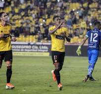 José Chamorro aseguró que el delantero ecuatoriano irá a otro equipo el próximo año. Foto: API