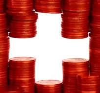 Suiza es el país con la tasa de interés más baja del mundo: -0,75%