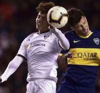 Martín Liberman explicó por qué dijo que Liga fue un 'equipo chiquito' ante Boca Juniors. Foto: RODRIGO BUENDIA / AFP
