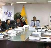 QUITO, Ecuador.- El Consejo solicitará, además, un examen especial de la Contraloría al organismo. Foto: API