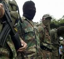 Estaría dirigida por líderes rebeldes que se marginaron del acuerdo de paz. Foto: Archivo AFP
