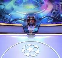 El sorteo se realizó la mañana de este jueves en Mónaco. Foto: VALERY HACHE / AFP