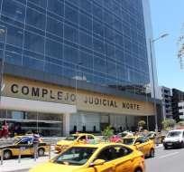 Exfuncionario es procesado por irregularidades en contratos para Refinería de Esmeraldas. Foto: Fiscalía