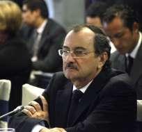 Excontralor declaró su lealtad al anterior régimen, según archivos de Pamela Martínez. Foto: Archivo