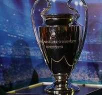 Trofeo de Champions League.