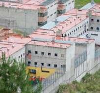 Controlan amotinamiento en cárcel de Cuenca. Foto: Redes - Referencial
