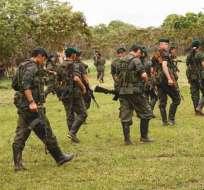 COLOMBIA.- Según la Inteligencia militar, existen aproximadamente 2.300 disidentes en todo el territorio. Foto: Twitter