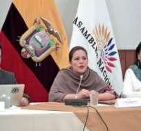 Comisión indagó sobre los casos Arroz verde y Lucas Majano. Foto: Twitter Asamblea