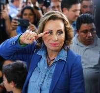 Torres, de 63 años, fue detenida en su residencia en un sector exclusivo en la periferia este de Ciudad de Guatemala. Foto: AP