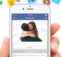 """""""On this day"""" (un día como hoy) es una aplicación de Facebook que no gusta a todos sus usuarios."""