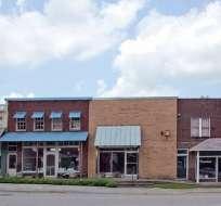 Elkmont, Alabama, es un pueblo pequeño con edificios históricos y habitado por solo 434 personas, según el censo de 2010.
