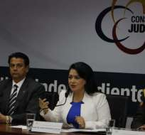 QUITO, Ecuador.- Judicatura abrió una investigación contra el magistrado, acusado de intento de soborno. Foto: API