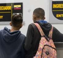 Ecuador compartirá datos sobre visas a venezolanos. Foto: Referencial