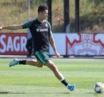 FOTO: Selección de Portugal