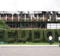ECUADOR.- Fue incautado en 2008; se ofreció acciones a sus trabajadores, pero no se concretó. Foto: Archivo