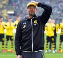 Dirigió el Dortmund desde 2008 hasta 2015.