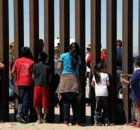 Esto ocurre desde mayo, tras amenazas de Trump de imponer aranceles. Foto: Archivo AFP