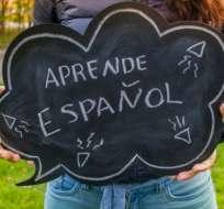 ¿Sabes quiénes son los que eligen aprender español?