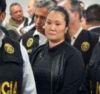 PERÚ.- La complicación de salud se presentó el viernes y fue tratada por personal médico penitenciario. Foto: Archivo