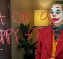 """Joaquin Phoenix interpreta los primeros años de Arthur Fleck, el comediante que se convirtió en el """"Guasón""""."""
