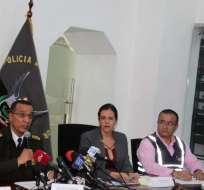 Ecuador evalúa corredor humanitario para venezolanos. Foto: @mariapaularomo