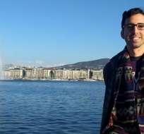 Marco es una muestra de la fuga de talentos o migración altamente cualificada de Ecuador. Foto: IG
