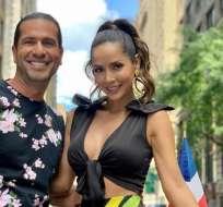 Carmen Villalobos más sexy que nunca en Sin senos no hay paraíso'. Foto: IG