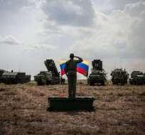 Venezuela tiene unos 365.000 efectivos militares y 1,6 millones de milicianos civiles. Foto: Twitter