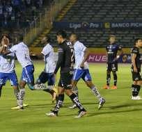 Los ambateños vencieron por 2-0 a Independiente del Valle. Foto: API
