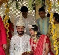 En India son frecuentes los matrimonios arreglados.