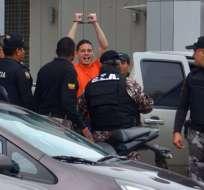 ECUADOR.- Gobierno cuestiona el retraso en dos procesos contra el exfuncionario. Defensa lo rechaza. Foto: Archivo