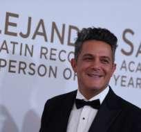 Sanz estuvo casado por más de 7 años con Raquel Perera. Foto: AFP