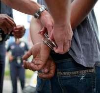 Directivo de Novaestrat fue capturado en Esmeraldas, según ministra Romo. Foto referencial / Internet