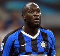 Romelu Lukaku, figura del Inter.