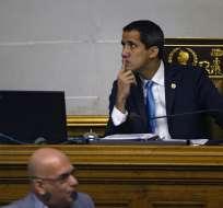 """Asamblea tomó la decisión hasta que Maduro """"cese la usurpación"""". Foto: AFP"""