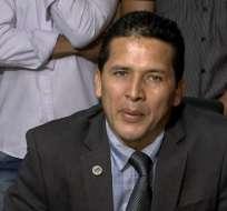 El presidente del gremio criticó al presidente de la comisión de arbitraje de la FEF. Foto: Archivo